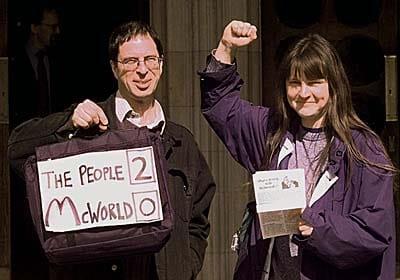 הניצחון הענק של שני פעילים למען בעלי חיים על מקדונלדס