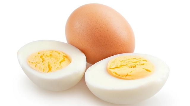 איך להכין ביצה קשה
