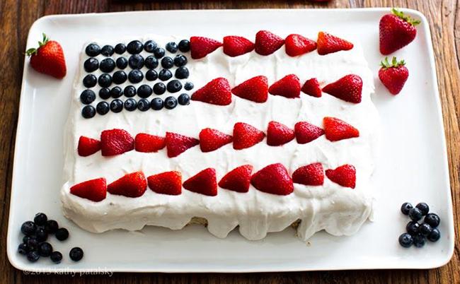 חג עצמאות שמח לארצות הברית!