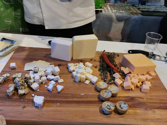 משומשו - גבינות