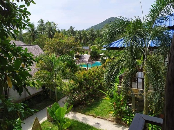 מרכז ריפוי וונדרלנד - קו פנגן, תאילנד
