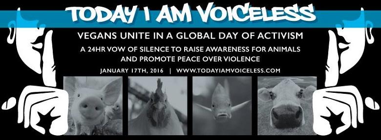 היום אני חסר קול