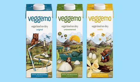חלב על בסיס ירקות מגיע לארצות הברית