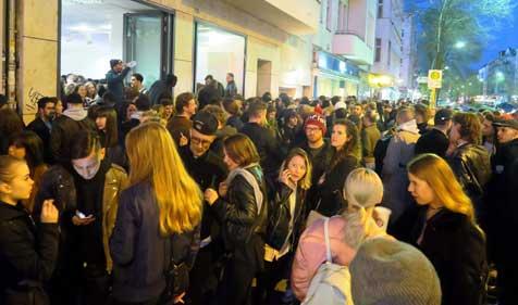 משטרה הפסיקה אירוע פתיחה של מסעדה טבעונית בגלל התקהלות