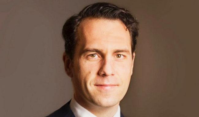 שר החקלאות ההולנדי, מרטין ואן דאם