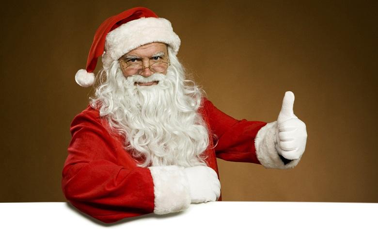 סנטה קלאוס עבר לטבעונות