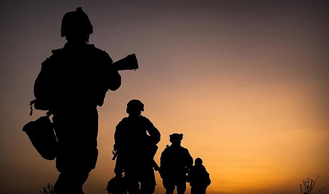 חיילי מרינס מתבטאים נגד אימונים קרביים עם בעלי חיים