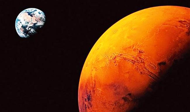 החיים על מאדים יהיו טבעוניים