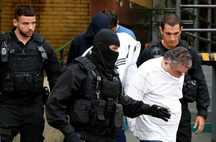 משטרת ברזיל פשטה על עשרות בתי מטבחיים בחשד לשוחד פקידי ממשל