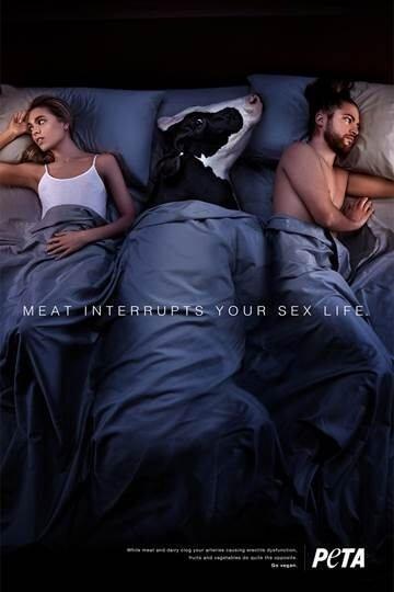 בשר פוגע בחיי המין שלכם