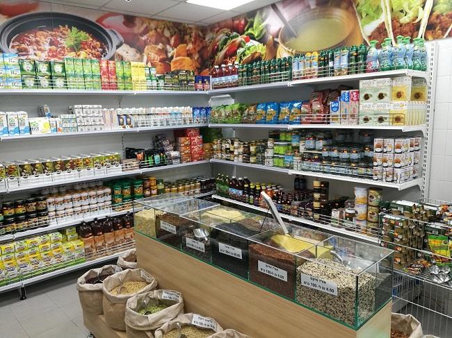 סופרמרקט טבעוני - עכשיו בלב תל אביב