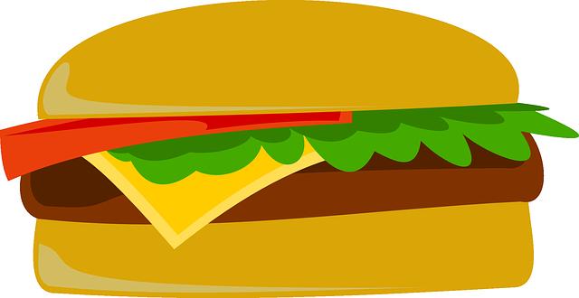 רימות חיות בתוך צ'יזבורגר של מקדונלד'ס