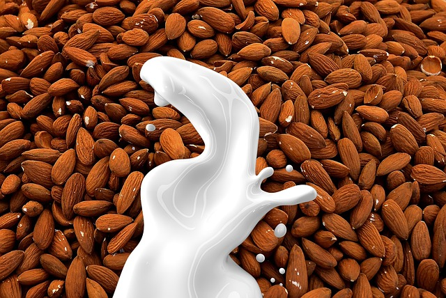 חלב אורגני ננטש לטובת משקאות צמחיים