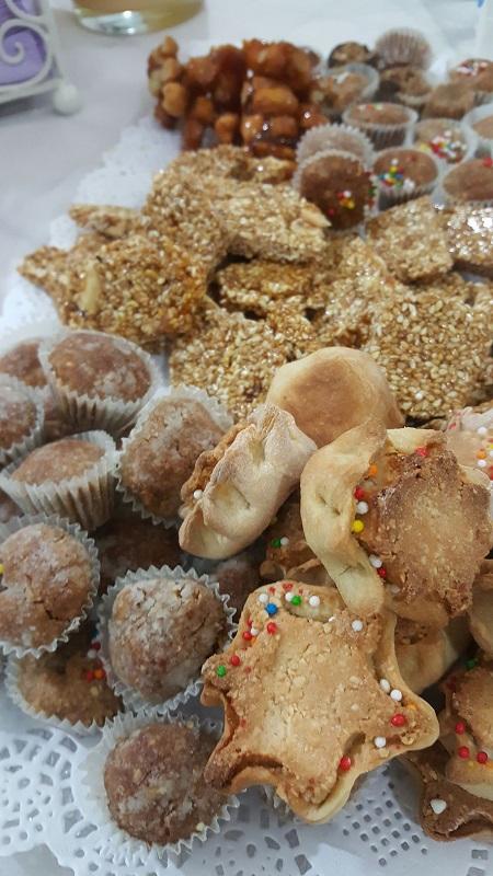 עוגיות של בת עמי בוזגלו מבאר שבע