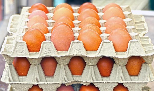 פתח תקווה: נתפסו אלפי ביצים שהובלו ללא קירור
