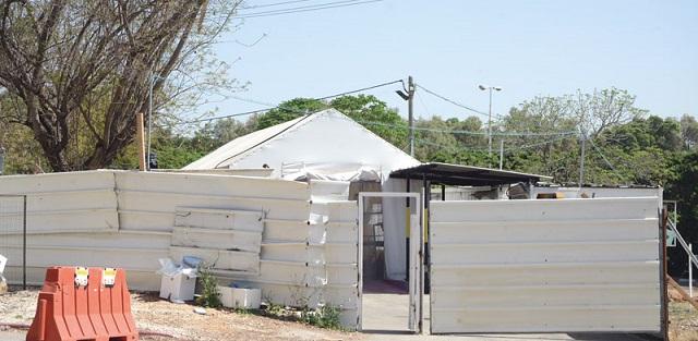 משרד הבריאות: אוהל הנתיחות של משרד החקלאות מסוכן לציבור