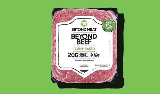 ביונד ביף: מוצר חדש דמוי בשר בקר טחון של ביונד מיט