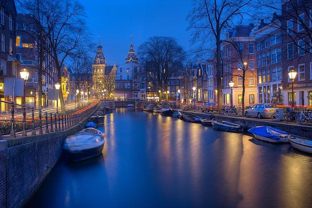 אמסטרדם: שאיפה להגיש ארוחות צמחוניות באירועים של הרשויות