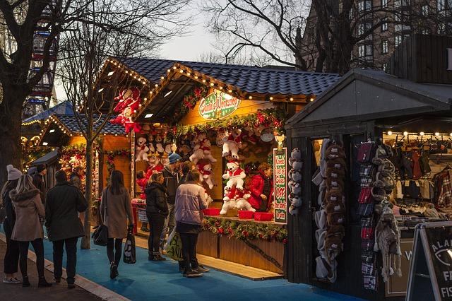 שווקי חג המולד טבעוניים יתקיימו בחודש הבא בניו יורק ובמונטריאול