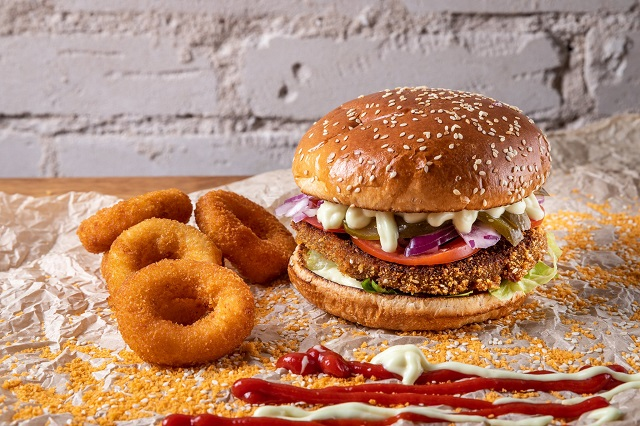 גודנס: אחת מעשר מסעדות הבורגרים הטבעוניות הטובות ביותר בעולם