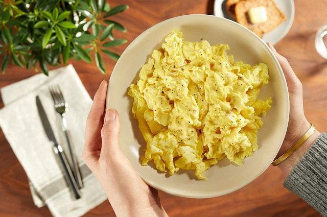 מכירות ביצים בארצות הברית ירדו, החלופות הטבעוניות מככבות