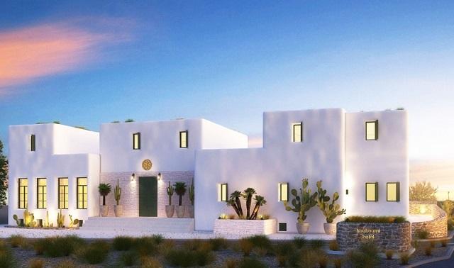 קוקומי: המלון הטבעוני הראשון ביוון מתוכנן להיפתח בקיץ