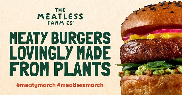 מיטלס פארם (Meatless Farm) מגיע לישראל