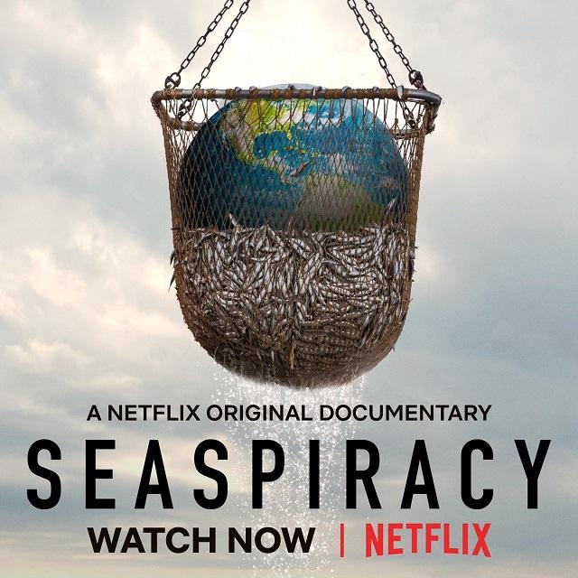 הסרט Seaspiracy זמין כעת לצפייה בנטפליקס